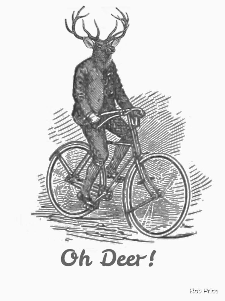 Oh Deer! | Unisex T-Shirt