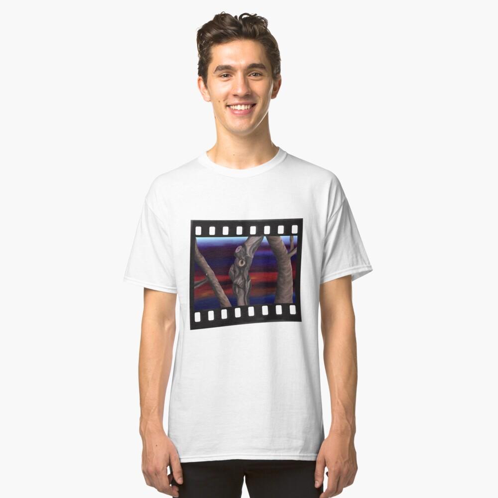 Run From The Grumpy Tree Classic T-Shirt