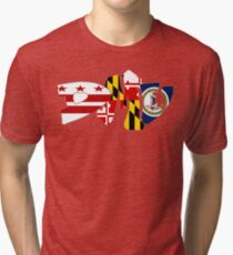 DMV Tri-blend T-Shirt