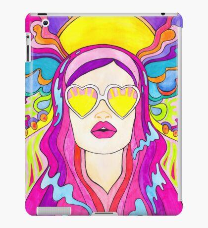 Sun Burst iPad Case/Skin