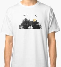 City Moonrise Classic T-Shirt