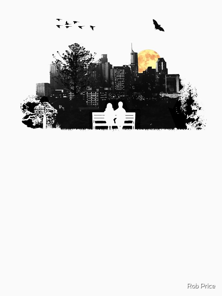 City Moonrise | Women's T-Shirt