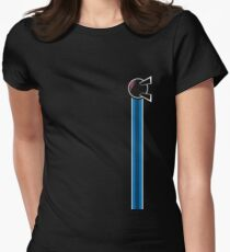 EPCOT Center Spaceship Earth (Vertical) Women's Fitted T-Shirt