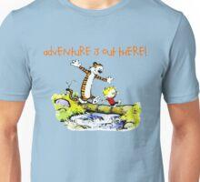 Calvin and Hobbes' Wonderful Adventure Unisex T-Shirt
