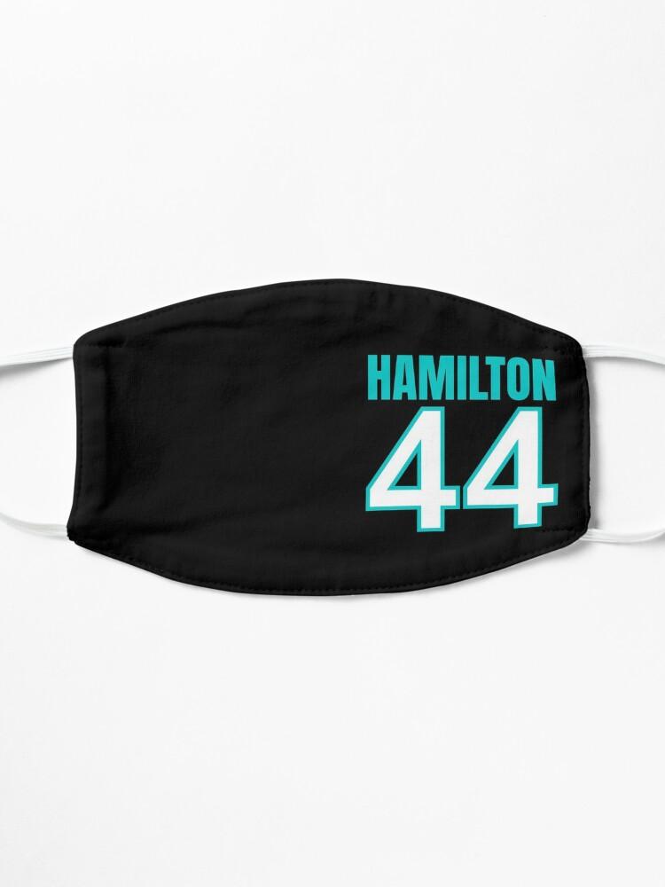 Masque ''44 Hamilton': autre vue