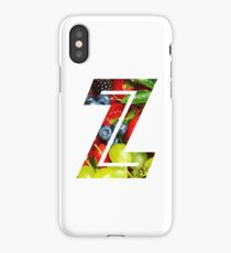 The Letter Z - Fruit iPhone Case
