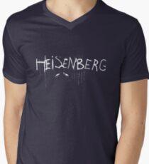 My name is Heisenberg - Graffiti Spray Paint Breaking Bad Men's V-Neck T-Shirt