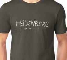 My name is Heisenberg - Graffiti Spray Paint Breaking Bad Unisex T-Shirt