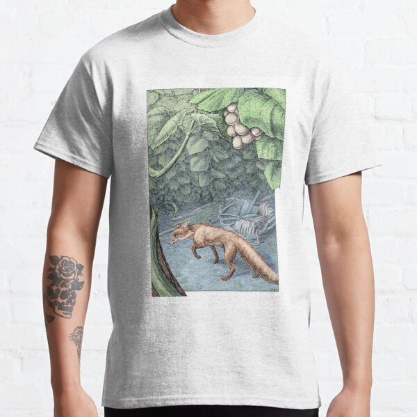 The Fox and the Grapes Classic T-Shirt