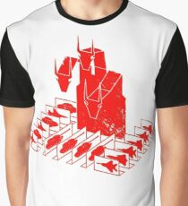King Geedorah - Take Me To Your Leader Graphic T-Shirt