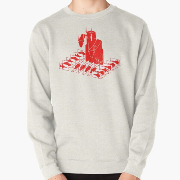King Geedorah - Take Me To Your Leader Pullover Sweatshirt