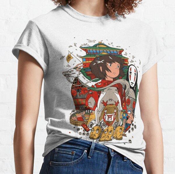 Red T-shirt classique