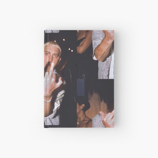 Eminem  Hardcover Journal