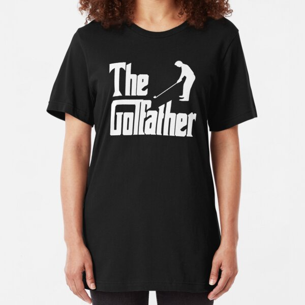 The Golfather Slim Fit T-Shirt