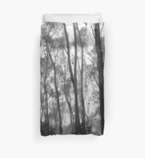 Listen To The Trees Duvet Cover