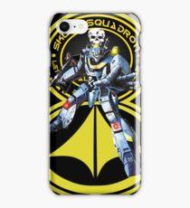 Skull Squadron Classic iPhone Case/Skin