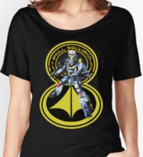 Skull Squadron Classic Women's Relaxed Fit T-Shirt