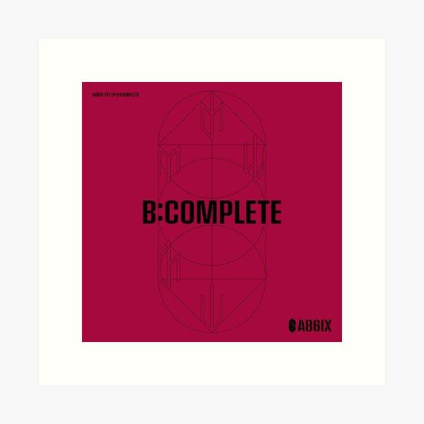 AB6IX - B:COMPLETE Art Print