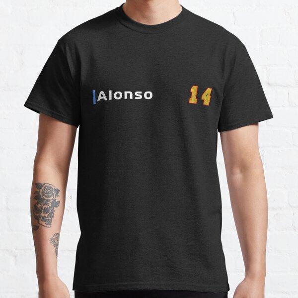 Fernando Alonso 14 Camiseta clásica