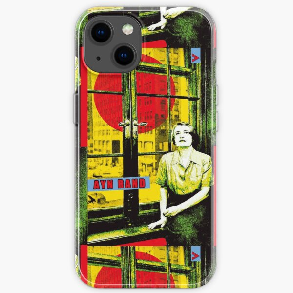 Ayn Rand - We the Living iPhone Soft Case