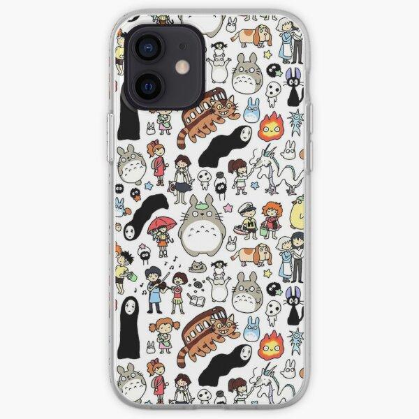Cute Coque souple iPhone