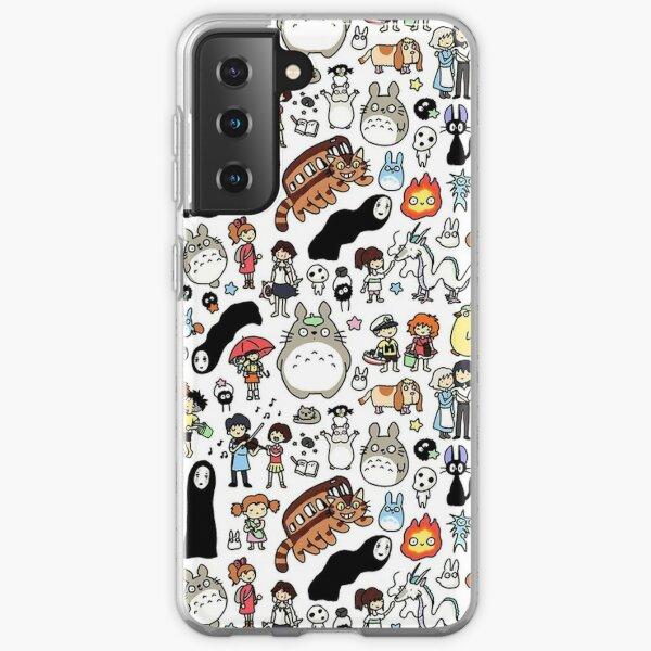 Cute Samsung Galaxy Soft Case