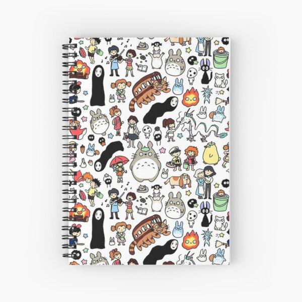 Cute Spiral Notebook