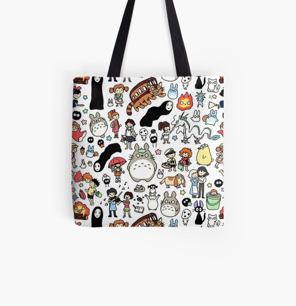 Cute Tote bag doublé