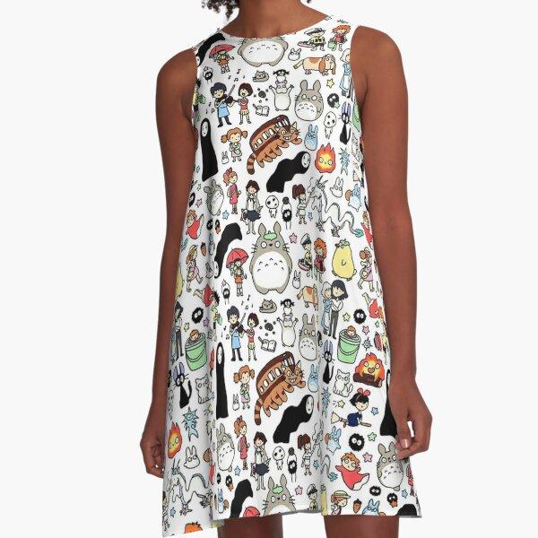 Cute A-Line Dress