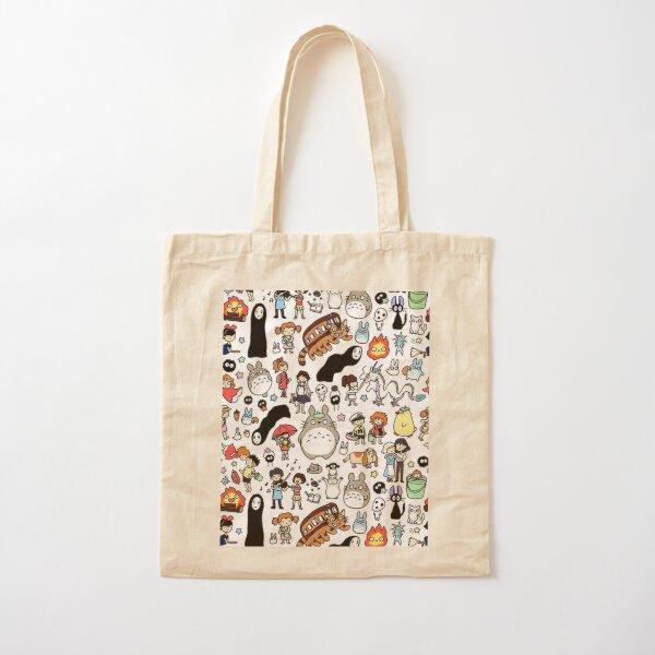 Cute Cotton Tote Bag