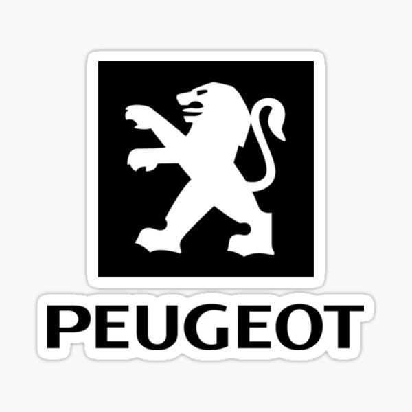 Logo Peugeot Sticker