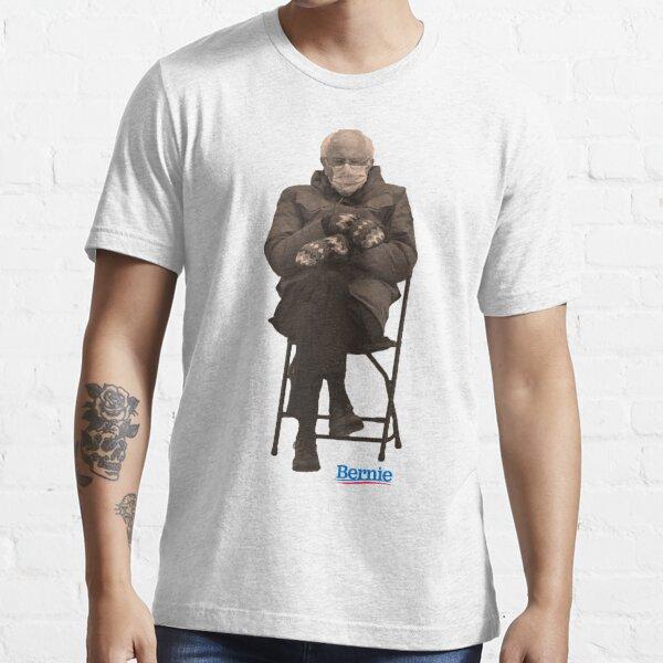 bernie shirt meals on wheels Essential T-Shirt
