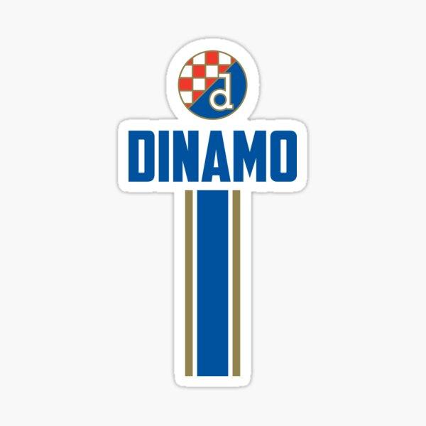 Natürlich, das sind meine Farben, Leidenschaft ist Dinamo Zagreb Sticker