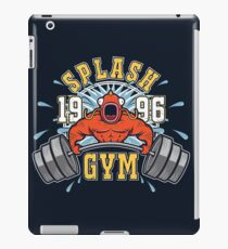 Splash Gym iPad Case/Skin