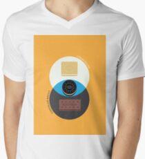 Biscuit Sandwiches Mens V-Neck T-Shirt