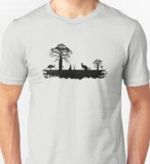 Outback Australien Slim Fit T-Shirt