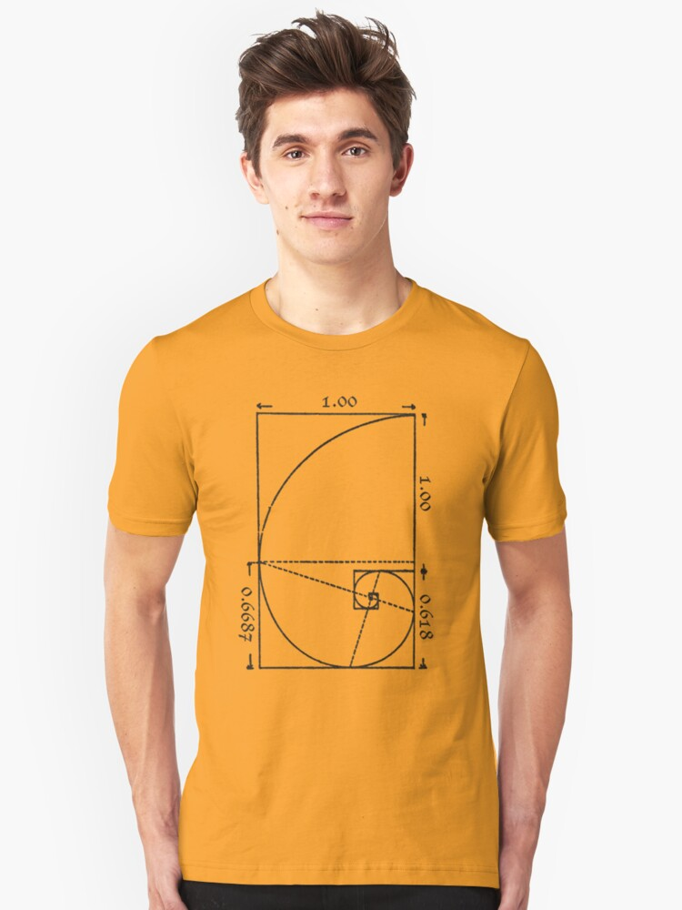 The Golden Spiral by Rob Price