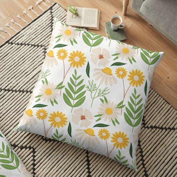 A wonderful wallpaper pattern background Floor Pillow