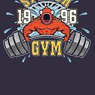 Splash Gym by Scott Weston