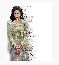 Regina Photographic Print