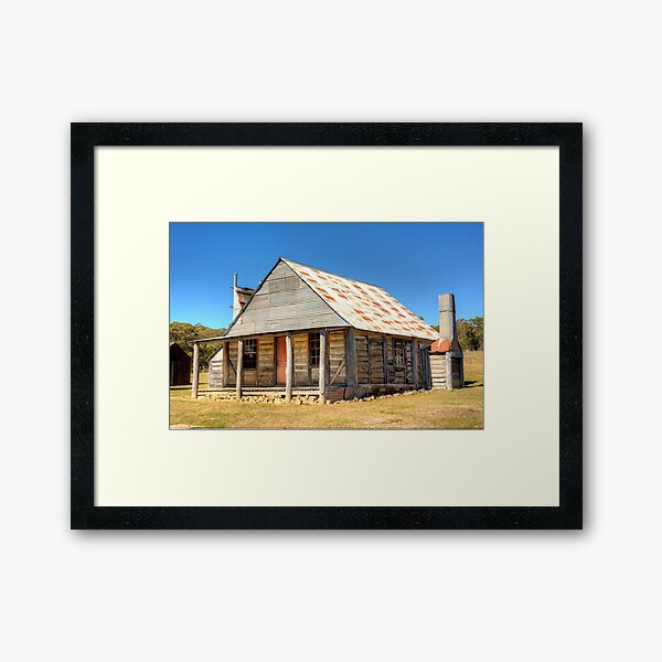 Main House Coolamine Framed Art Print