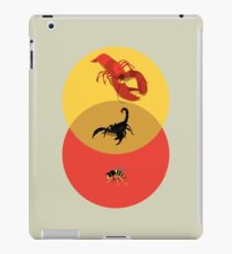 Pinchy and Stingy iPad Case/Skin