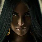 Jha`anthar (D&D character) by Kagara