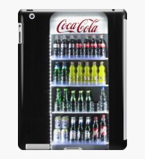Soft Drinks Cabinet iPad Case/Skin