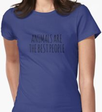 AnimalsAreTheBestPeople T-Shirt