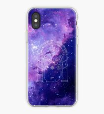 The gate to another world iPhone Case
