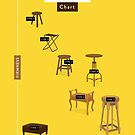 Stool Chart by Stephen Wildish