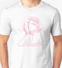 Sweet Blushing Rose. T-Shirt