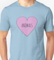 Animals <3 T-Shirt