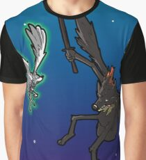 Dogfight Graphic T-Shirt